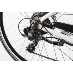 """BiClou Lutecia 28"""" - Taille M - Vélo électrique de ville"""