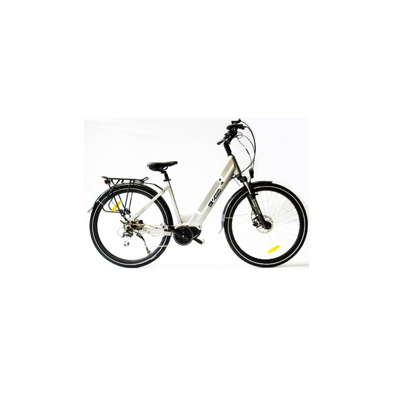 """AC-Emotion Integral 28"""" - Taille M - Vélo électrique à moteur pédalier"""